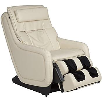 """""""ZeroG 5.0"""" Premium Full Body Zero-Gravity Massage Chair, Bone"""