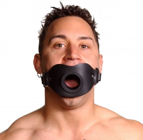 Feeder Locking Open Mouth Gag product image
