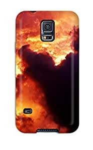 New Fashion Premium Tpu Case Cover For Galaxy S5 - Sunset by icecream design