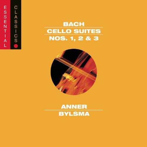 Bach: Cello Suites Nos. 1, 2 & 3 (Vol. 1)