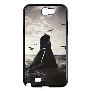 ANCASE Diy Phone Case Grim Reaper Pattern Hard Case For Samsung Galaxy Note 2 N7100