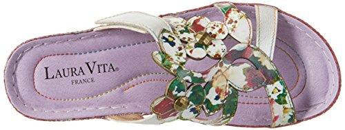 blanc Bianco Donna Laura 02 Vita Bruel Ciabatte SqwSYz64