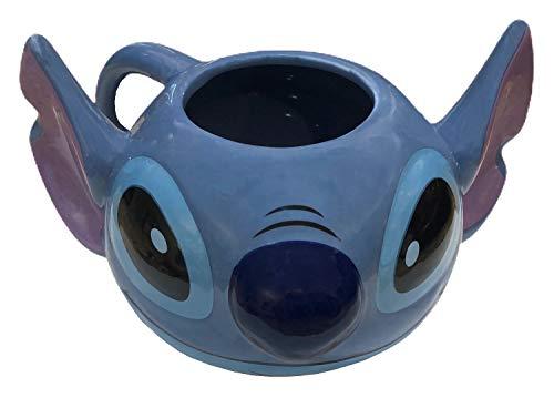 Disney Stitch Ceramic Figural Coffee Mug