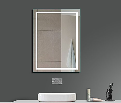 Innoci-USA 63405636 Electric Mirror With Four Side Lights an