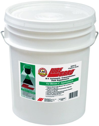 Lubegard 62015 M-V ATF Supplement, 5 Gallon by Lubegard