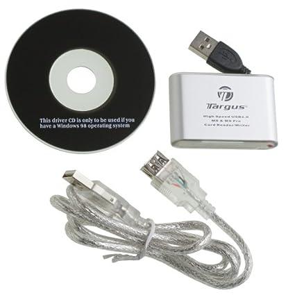 Amazon.com : Targus Digital USB Memory Stick Card Reader/Writer (TGR
