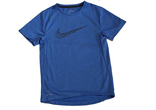 Nike Boys Dri-Fit Short Sleeve Training Top Nedium by NIKE