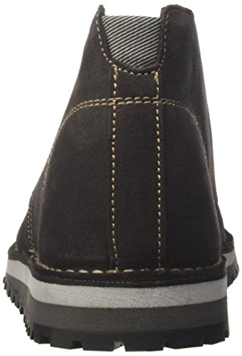 Lumberjack Cisco, Desert Boots Homme Gris (Dk Grey Cd004)