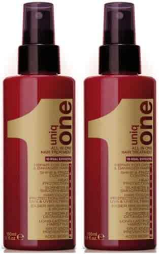 Revlon Uniq One All in One Hair Treatment (2 Pack ) 5.1 oz