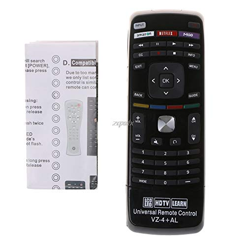 PrinceShop - Universal Remote Control With Qwerty Dual Side