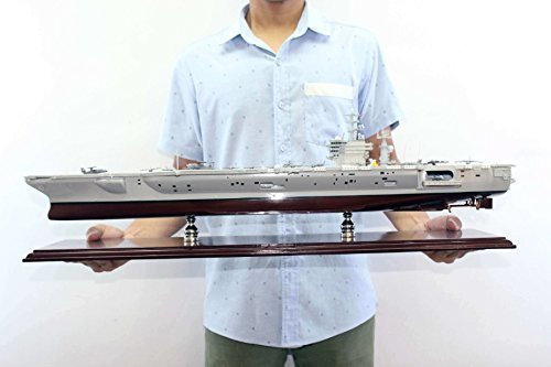 - USS Nimitz (CVN-68) Aircraft Carrier Model by Modelworksdirect.com