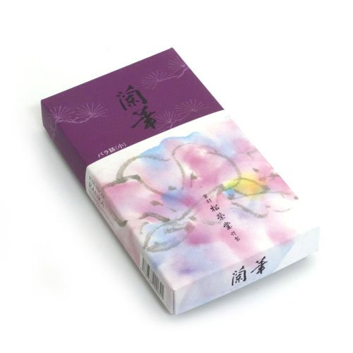 Shoyeido's Orchid Incense, 275 Sticks - Ranka - incensecentral.us