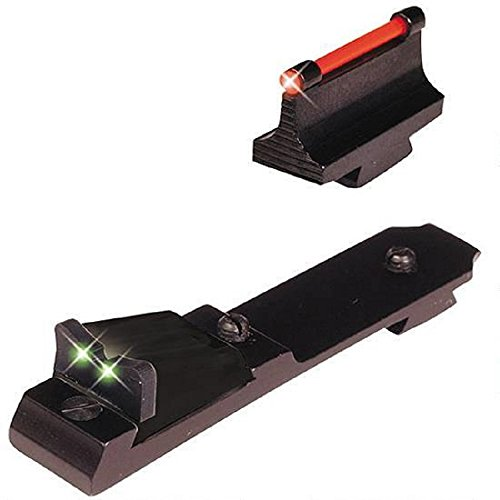 TRUGLO TG109 Rifle Sight Set, Marlin 336 Lever Action W/Front Ramp