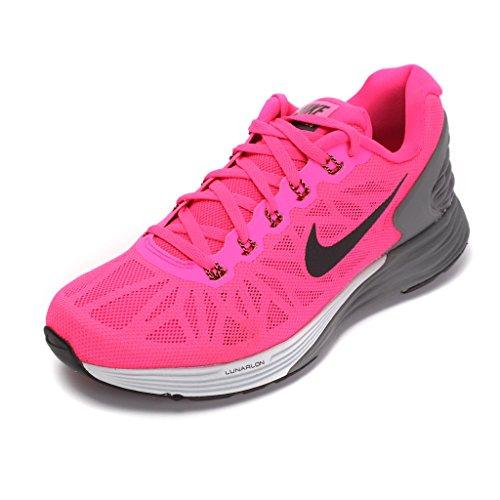 Nike Kvinnor Lunarglide 6 Löparsko Grå