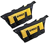 Dewalt Ballistic Nylon 12-inch Mini Tool Bag - 2-Pack
