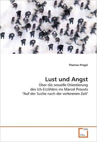 Thomas Pregel: Lust und Angst