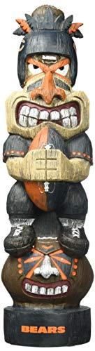 Chicago Bears Tiki Figurine