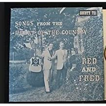Red & Fred: Songs from the Heart of the Country LP
