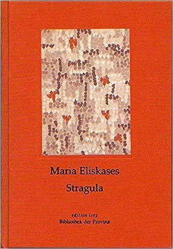 Stragula Erzahlung Edition Linz Livre En Allemand