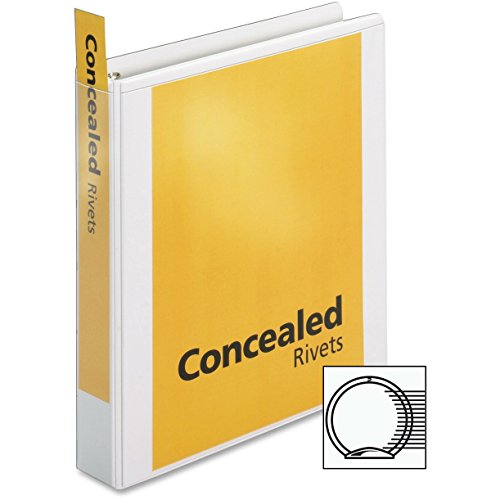 Concealed Rivet View Binder Letter - 2