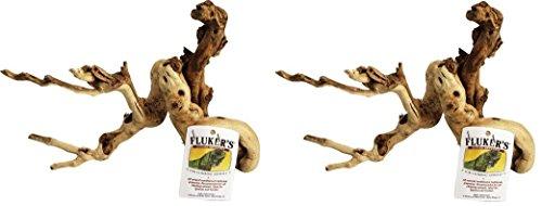 Flukers - Iguana Branch (2 Pack) by Fluker's