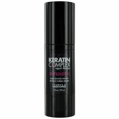 (KERATIN COMPLEX by Coppola REPAIR THERAPY INTENSE RX IONIC KERATIN PROTEIN RESTRUCTURING SERUM 1 OZ)