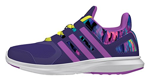 Adidas unisex Kids' hyperfast K Training corriendo zapatos: adidas