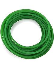 Polyurethaan ronde riemen, groen ruw oppervlak PU polyurethaan ronde riem voor aandrijftransmissie drukmachine