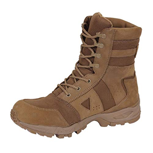 BlackC Sport Tactical Boot AR 670-1 Coyote Forced Entry