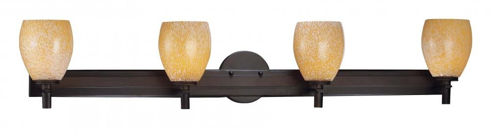Minka Lavery 5114-617 4-Light Bath in Bronze