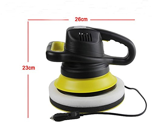 ROBAYSE Car Polishing Machine, 12V Car Waxing Mmachine, 9-inch Turntable by ROBAYSE (Image #2)