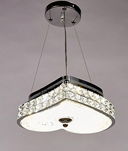 Diamond-Life-Modern-LED-Crystal-Chandelier-Pendant-Hanging-or-Flush-Mount-Ceiling-Lighting-Fixture-3-light-colors-in-one-Smart-Lamp-500