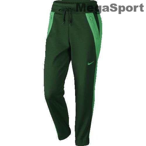 Nike Advance 15 Fleece Pant - Pantalón para mujer verde (gorge green / spring leaf / spring leaf)
