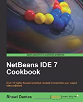 NetBeans IDE 7 Cookbook Front Cover
