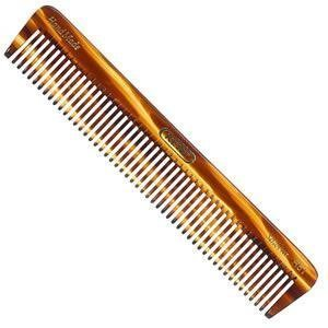 Kent The Handmade Comb – 175 mm Coarse Toothed Dressing Table Comb Model No. R5T