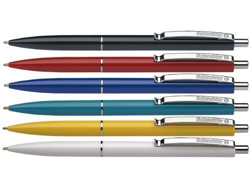 Schneider 3080 K-15 Kugelschreiber (sortiert) 50 Stück