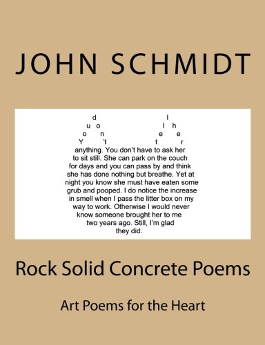 Rock Solid Concrete Poems: Art Poems for the Heart ebook