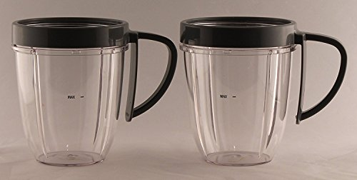 Nutribullet 18oz Cups Handled Rings product image