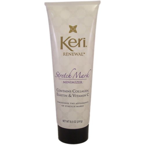 Keri Renewal Stretch Mark Minimizer, 8.5 Oz (6 Pack) by Keri