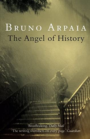 book cover of The Angel of History