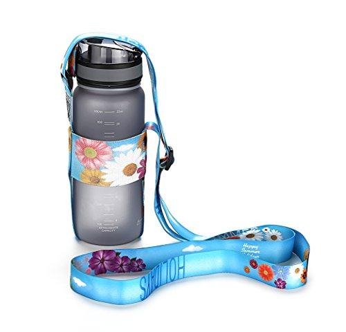 OYT Adjustable Water Bottle Holder Sling (Lanyard Drink)