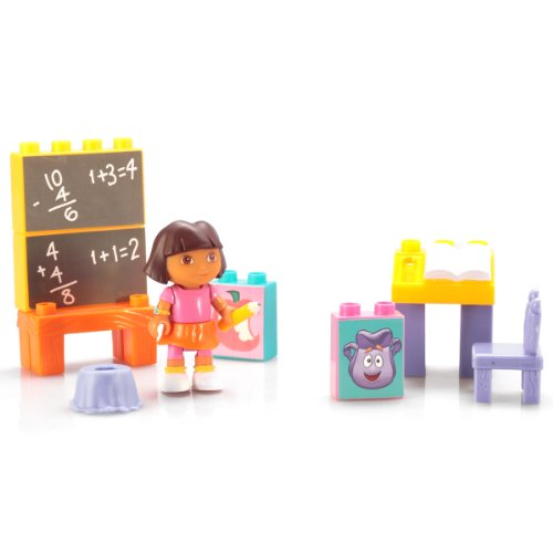Megabloks Dora's School Adventure