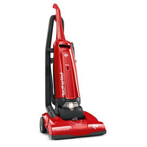 Dirt Devil Vacuum Cleaner Featherlite Corded Bagged Upright Vacuum UD30010 (Devil Dirt Vacuum Corded)