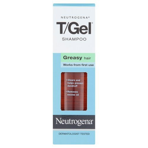Neutrogena T/Gel Anti-Dandruff Shampoo for Greasy Hair 125ml