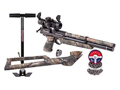 Benjamin Marauder Woods Walker Air Pistol Kit air rifle