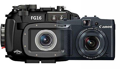 Canon G16 Digital Camera & Underwater Wa - Fantasea Camera Housing Shopping Results