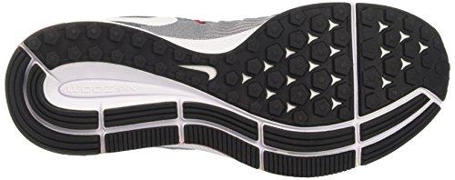 Nike Mænds Luft Zoom Pegasus 33 Stealth / Hvid-ren Platin-sort AsDMyBS8I