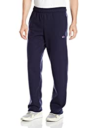 Men's Powerblend Open Bottom Fleece Pant