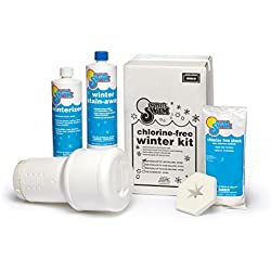 In The Swim Pool Winterizing Closing Chemical Kit - Up to 7,500 Gallons