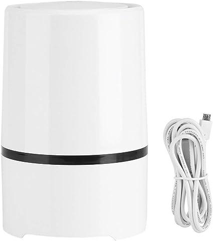 Purificador de aire con filtro con cable USB, esterilización ...